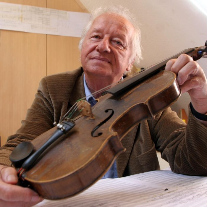 Lojze Lebič: Zborovska glasba z instrumenti
