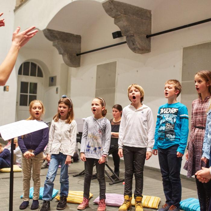 Otroški pevski zbor Glasbene matice Ljubljana