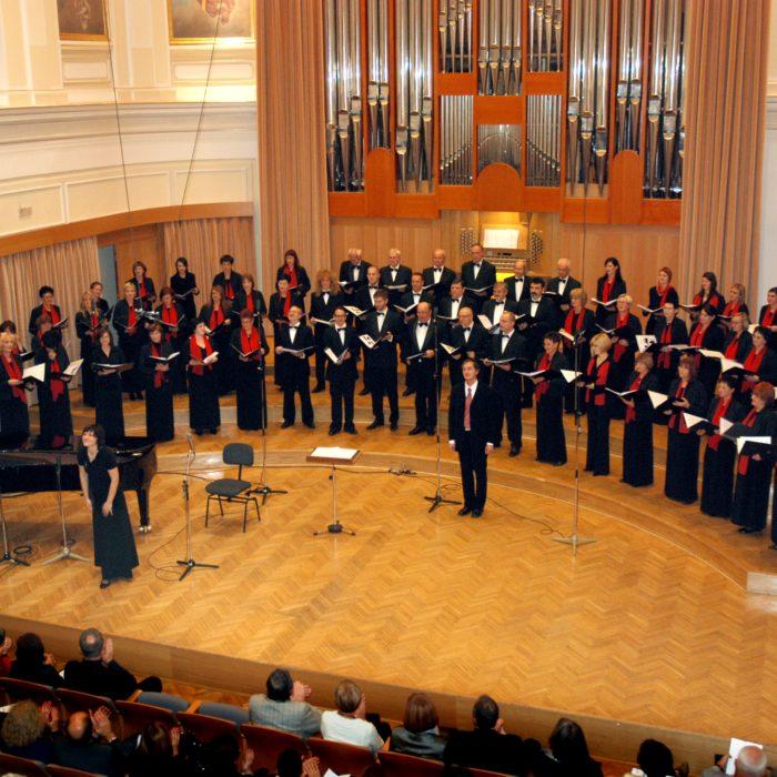 Mešani pevski zbor Glasbene Matice Ljubljana