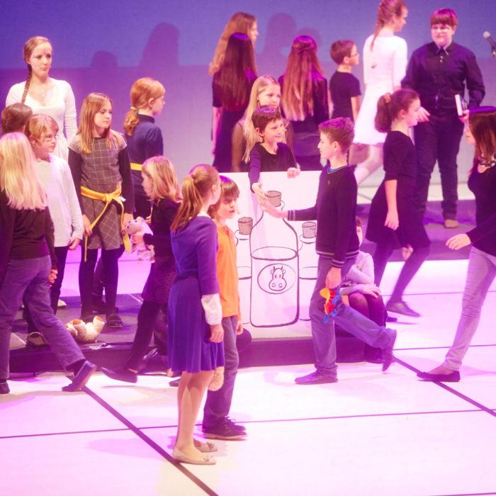 Operni zbor – Brundibar