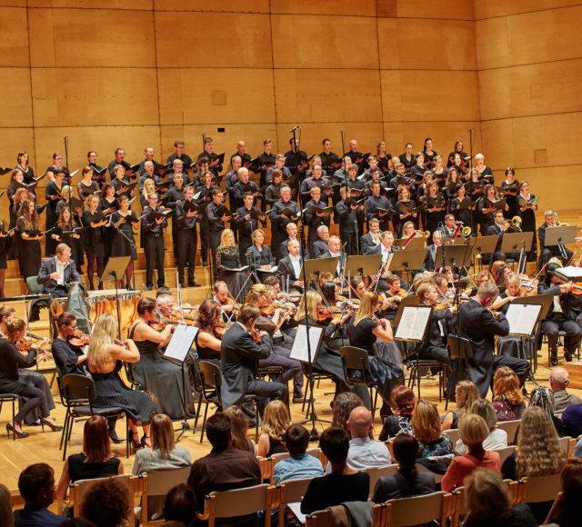 Koncertni cikel Kromatika Simfonikov RTV Slovenija