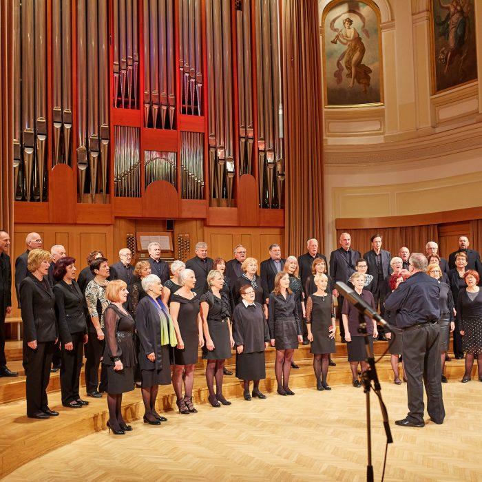 Božični nastop seniorskega zbora