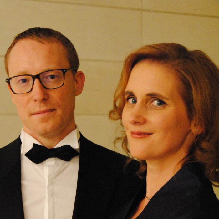 Koncert samospevov: Katja Konvalinka in Nejc Lavrenčič